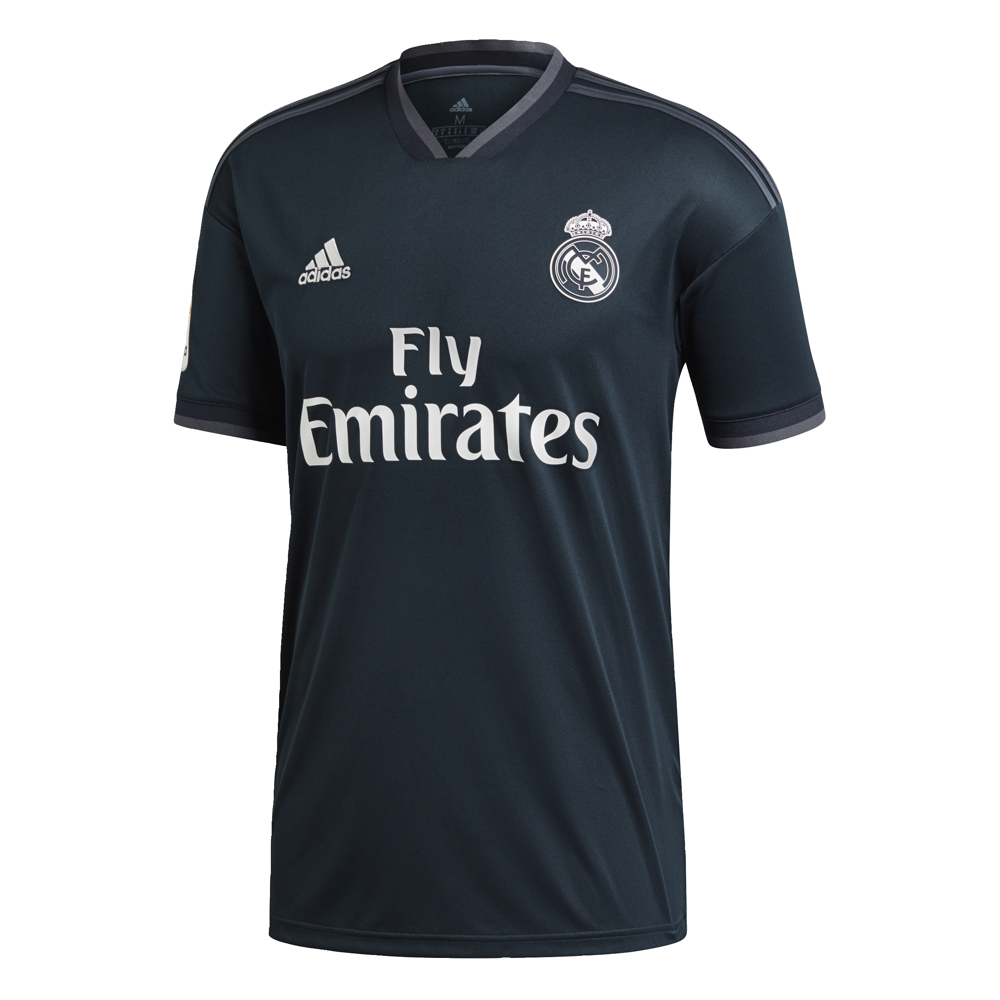 CAMISETA F. R.MADRID 2ª CG0534
