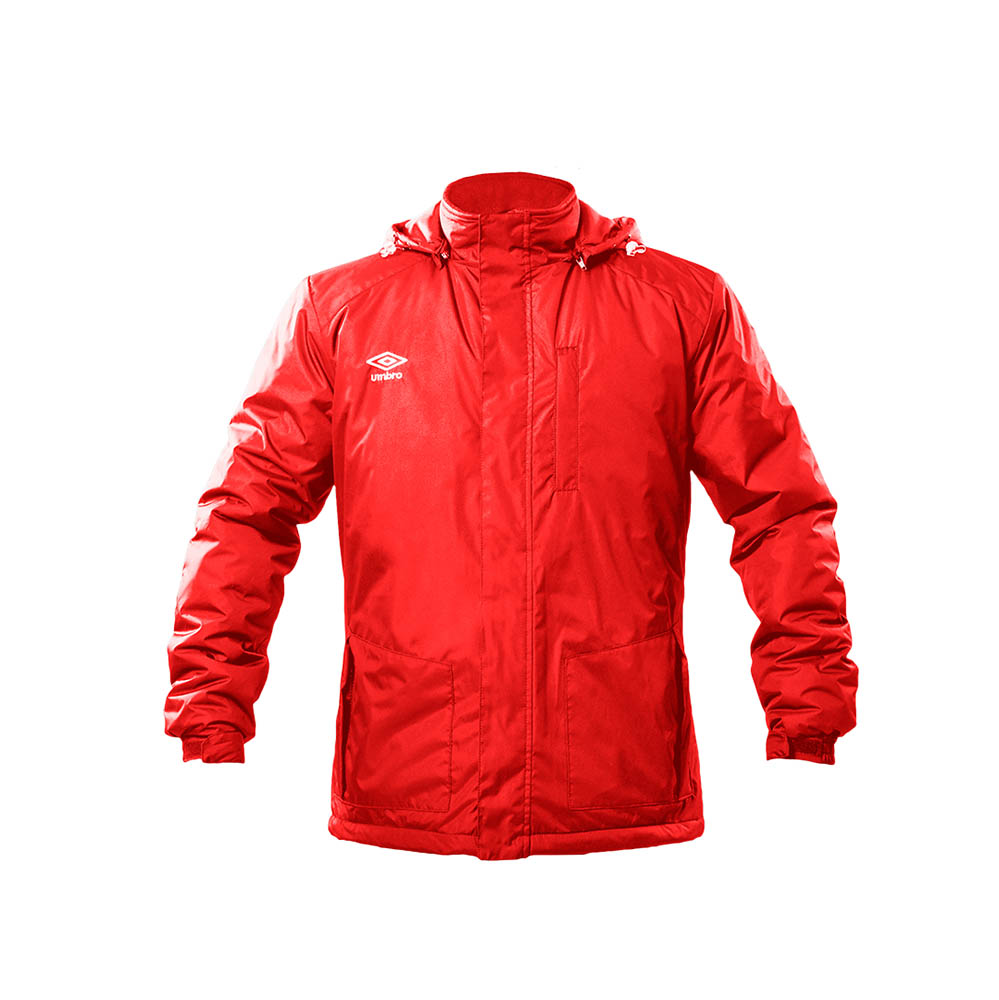 97886I-600 Anorak Ethereal Rojo Junior