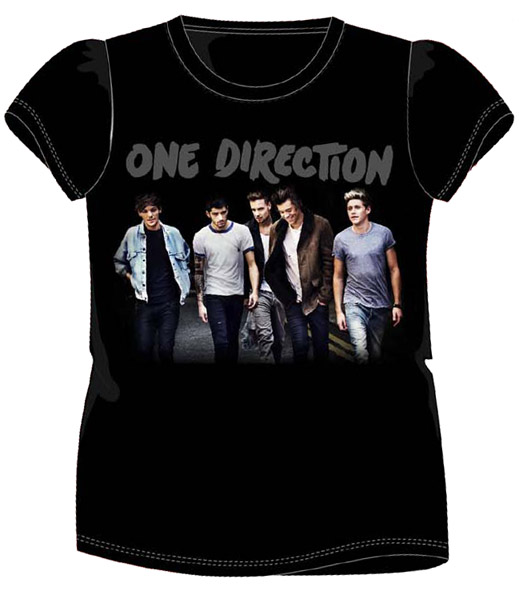 CAMISETA ONE DIRECTION NGO