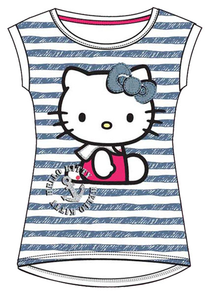 CAMISETA HK8759 KITTY