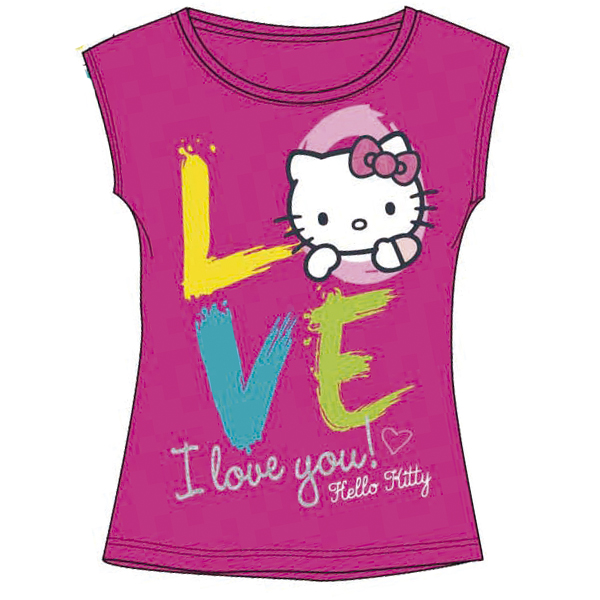 CAMISETA HK9581 KITTY
