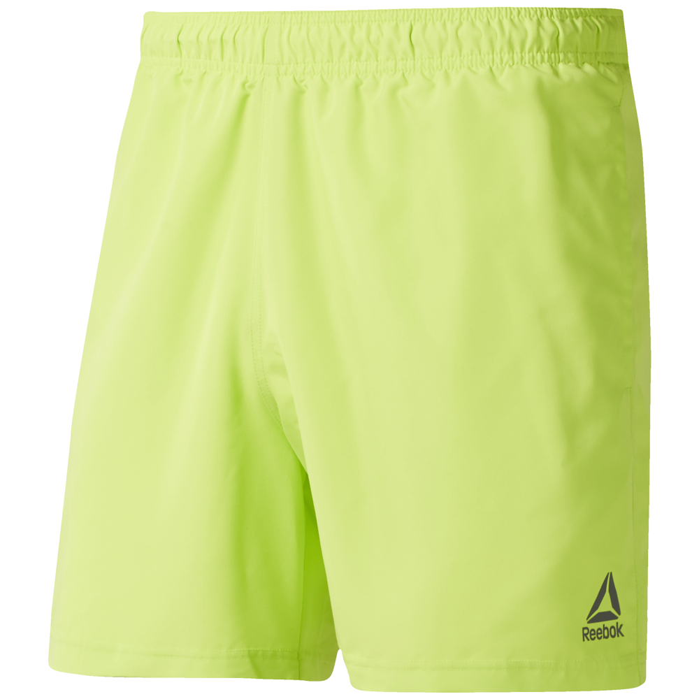 Beachwear Basic Boxer neon lime