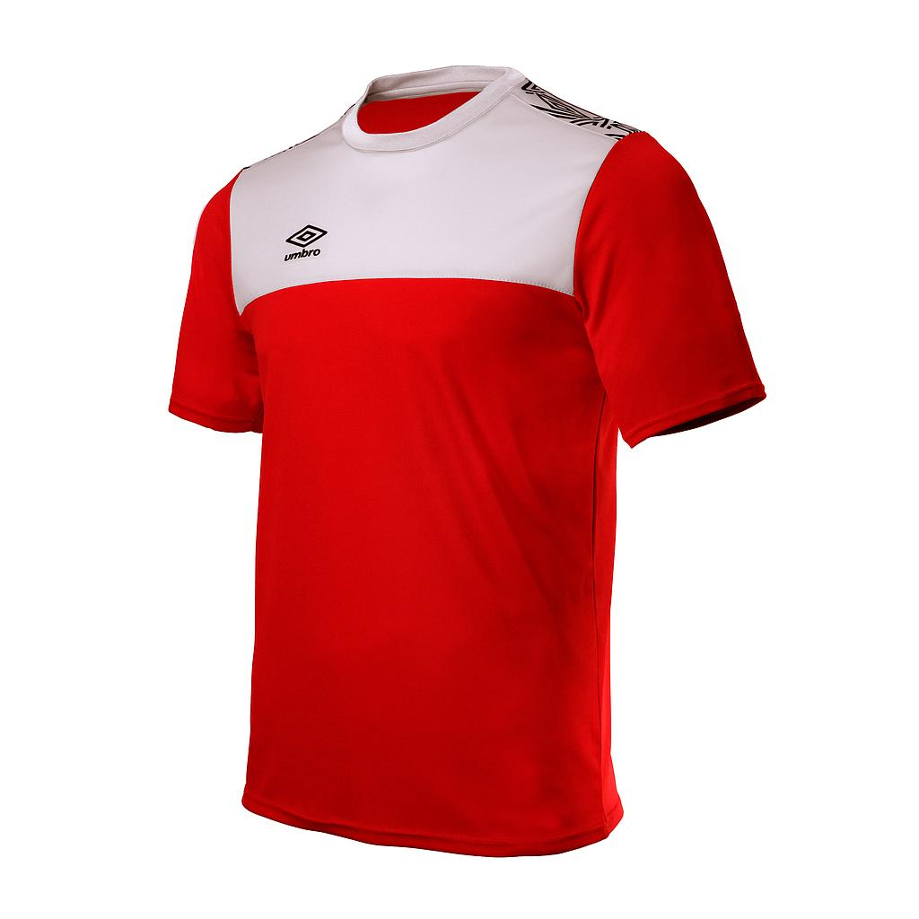 22001I-600 NESS TRAINING JERSEY RED / WHITE