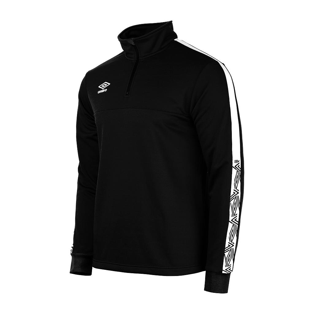 22003I-001 COVADONGA TRAINING SWEAT BLACK / WHITE