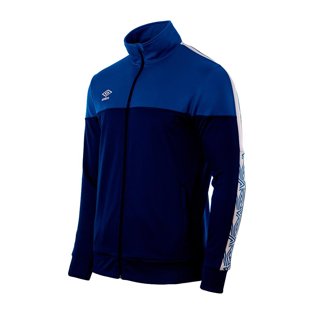 22007I-470 NYASSA TRAINING JACKET NAVY / ROYAL