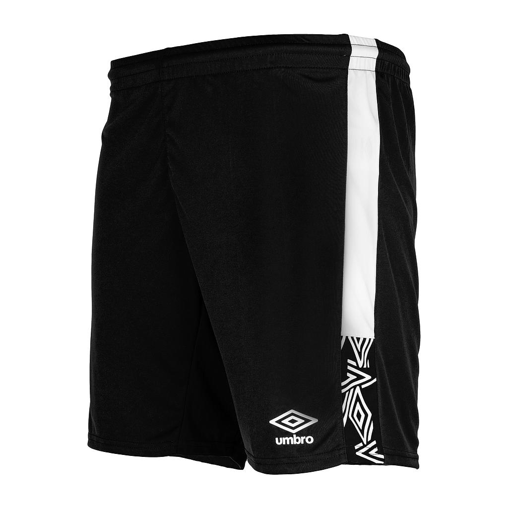 22002I-001 ROSE SHORT BLACK / WHITE