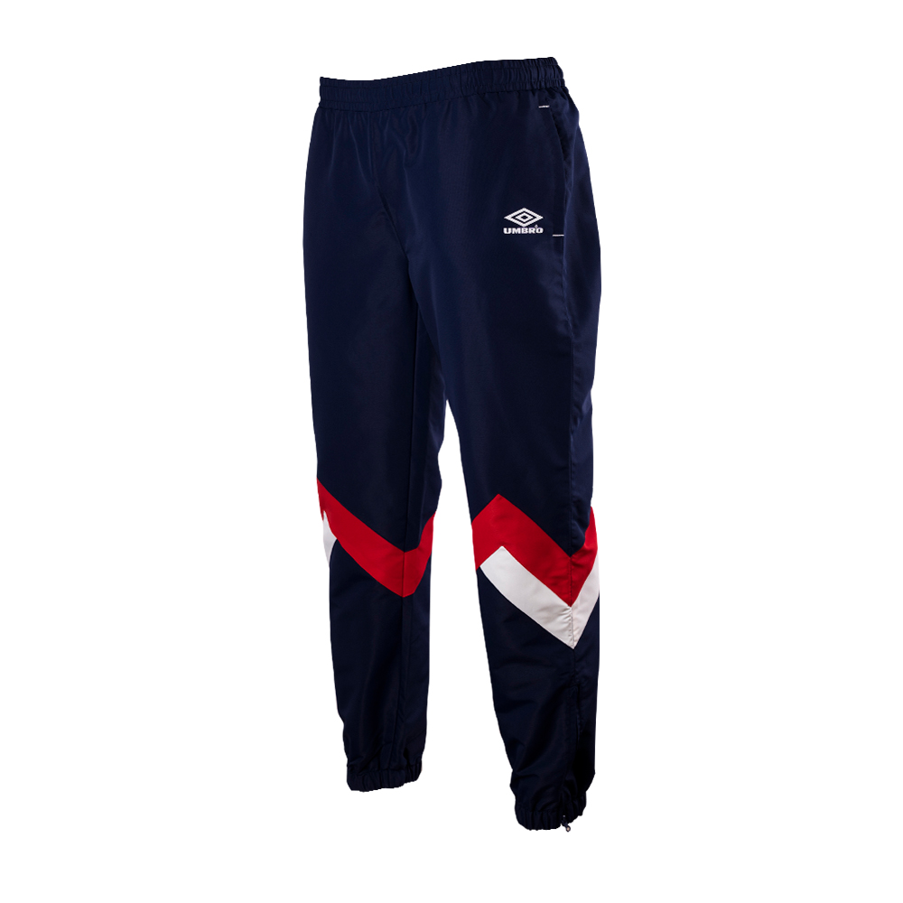 DEMO SHELLSUIT PANT INK / RIO RED / BRIGHT WHITE