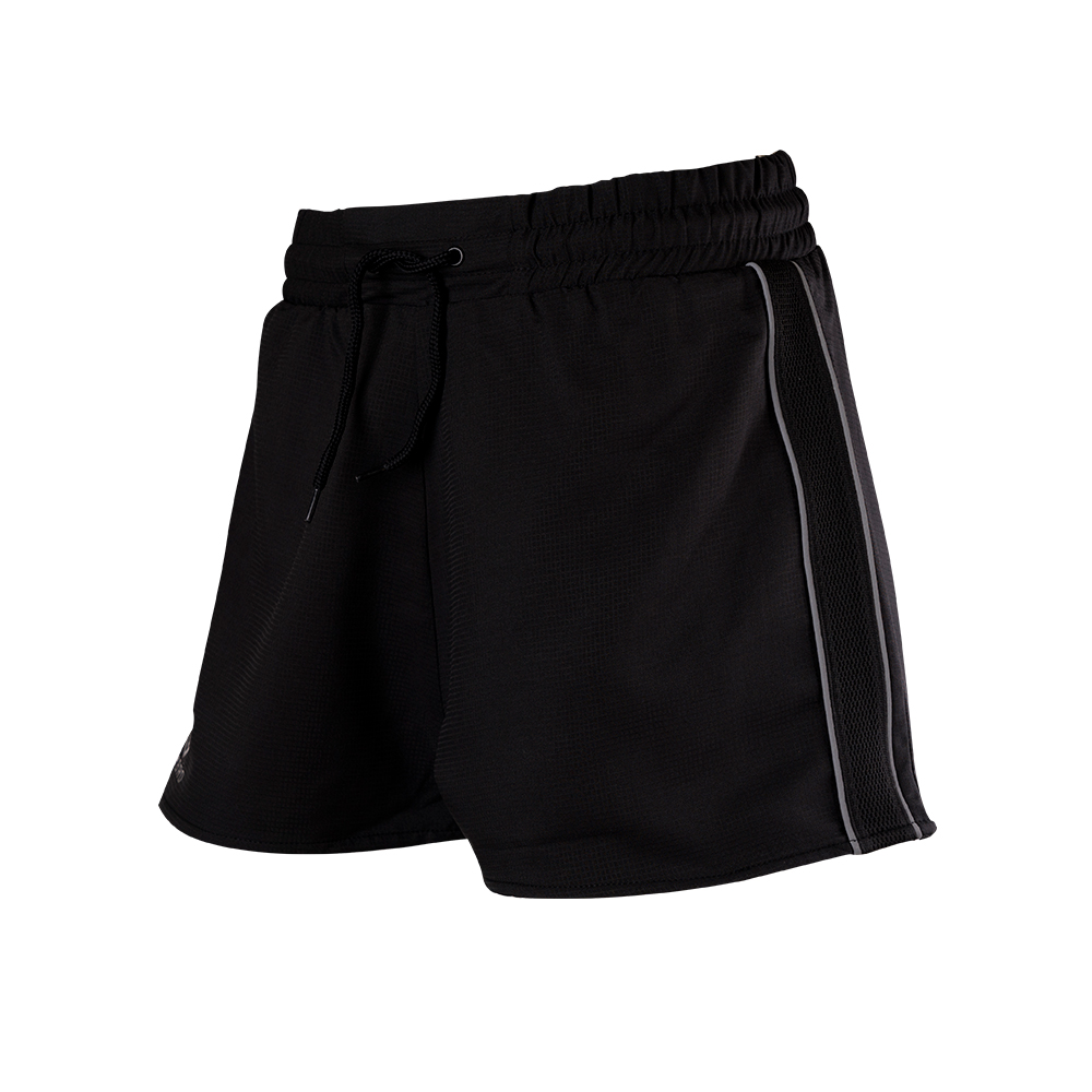 C20012-JJC-ALBA SHORTS - WMNS BLACK / BLUE LEAD / REFLECTIVE