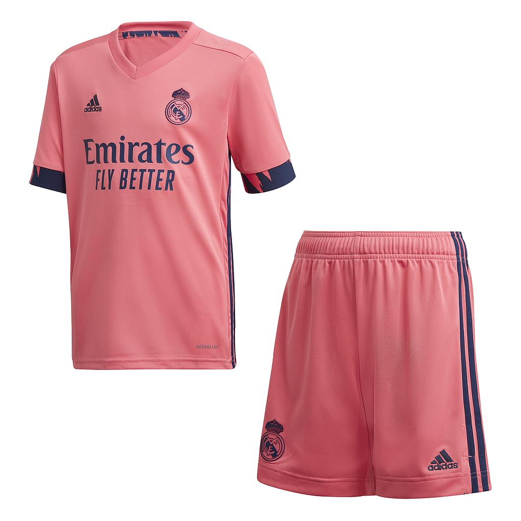 20/21 REAL MADRID AWAY YOUTH KIT