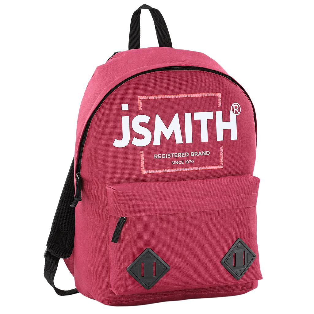 MOCHILA JOHN SMITH VINO BURDEOS